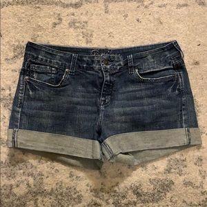dELiA*s Bailey Jean Shorts 13/14